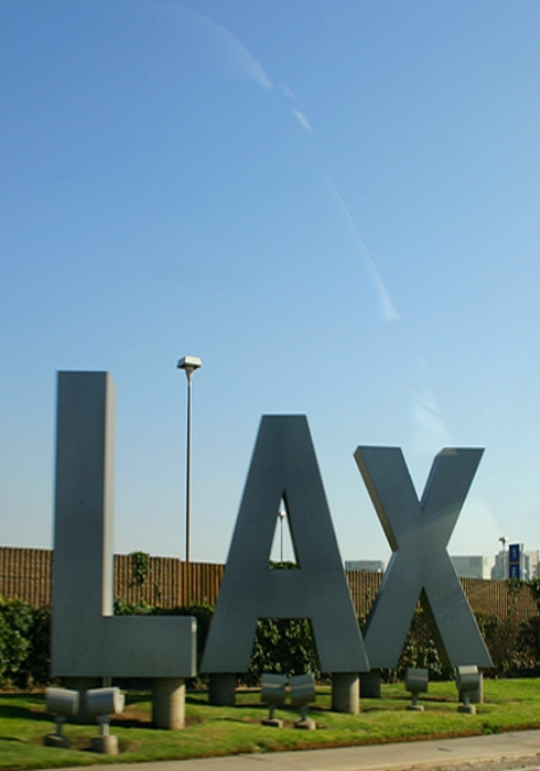 LAX SIGNS