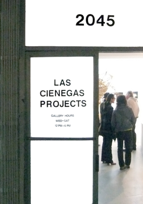 LAS CIENEGAS PROJECTS