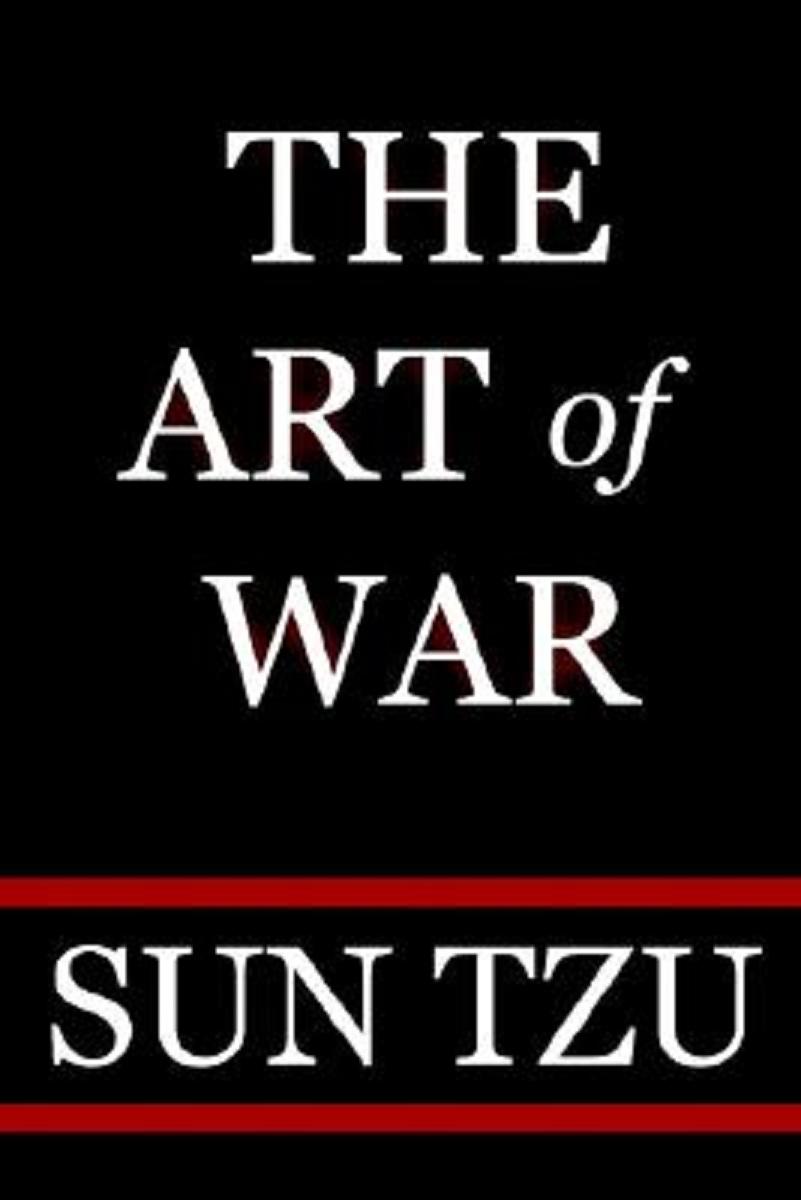 The Art of War - Sun Tzu - Image Copyright 924Collective