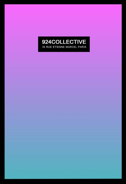 924COLLECTIVE PARIS