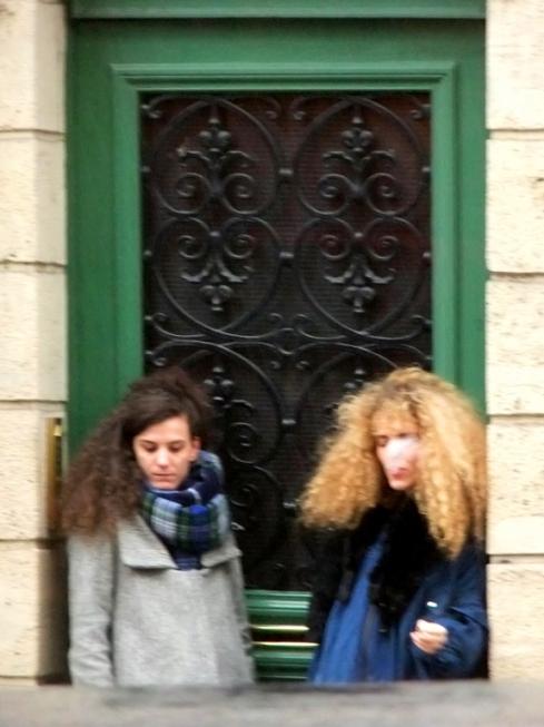 PARIS FASHION GIRLS III