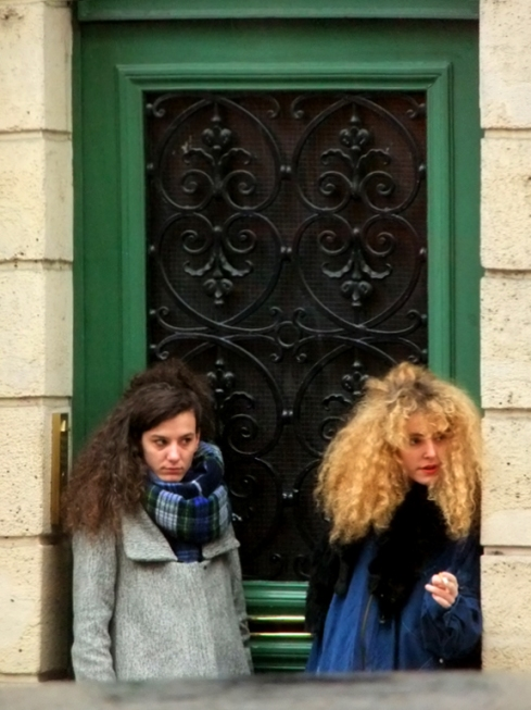 PARIS FASHION GIRLS
