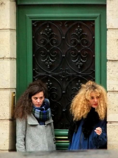 PARIS FASHION GIRLS