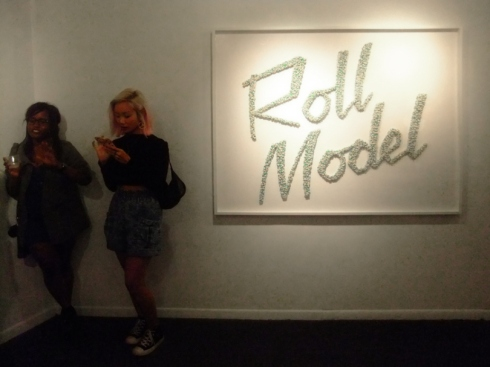JESSY NITE ROLL MODEL
