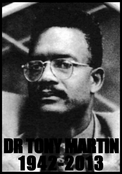 DR TONY MARTIN