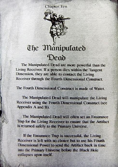 DEAD MANIPULATE