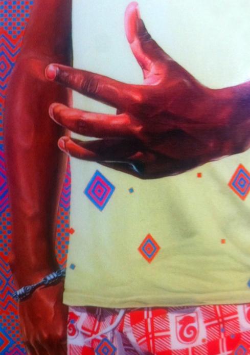 KEHINDE HANDS
