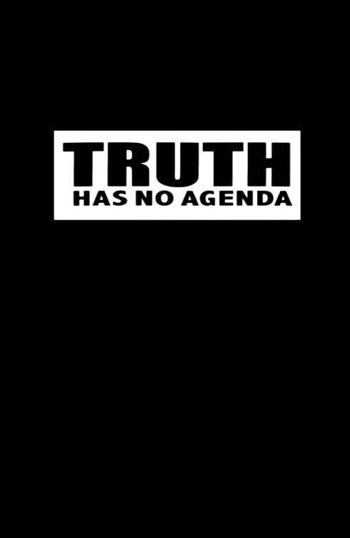 TRUE AGENDAS