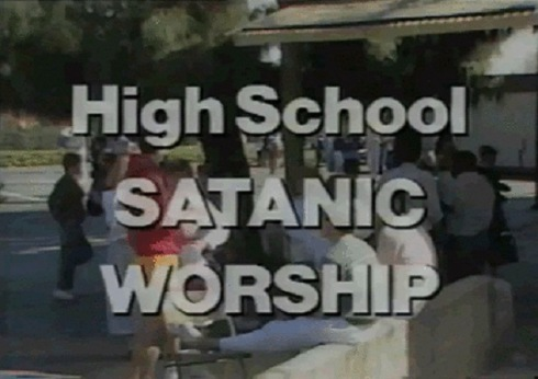 HIGH SCHOOL RITUALS