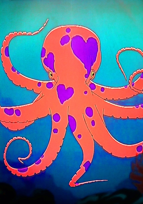 OCTOPUSSY LOVE