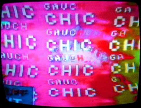 GAUCHE CHIC
