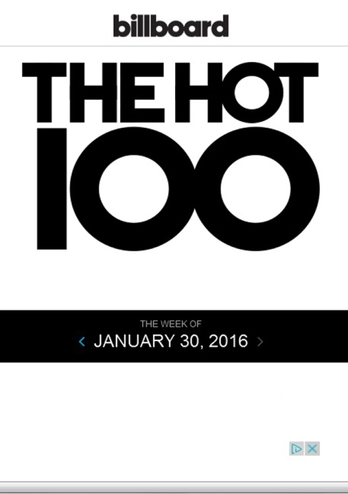 THE HOT 100