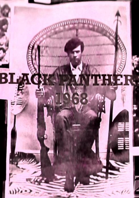 BLACK PANTHER 68
