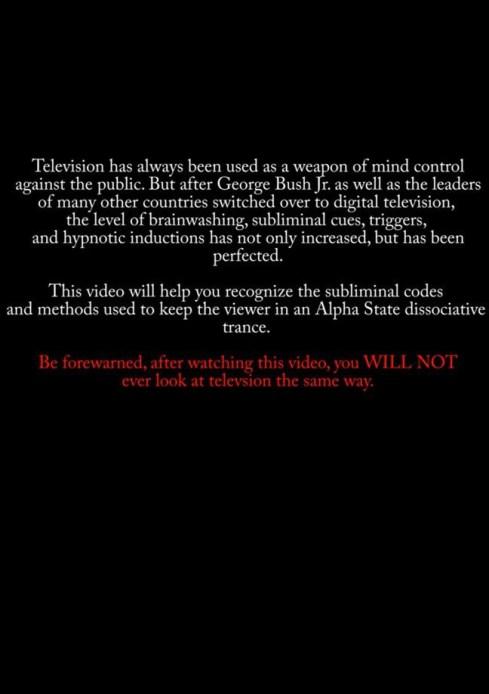 DIGITAL MIND CONTROL