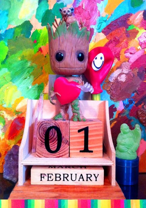 FEBRUARY FANTASY