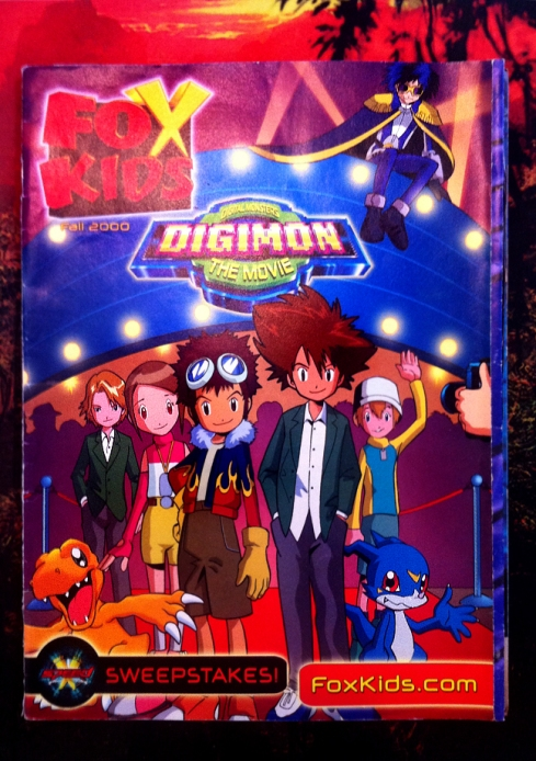 DIGIMON FOX
