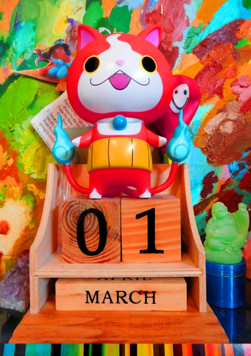 MARCH TOTEM