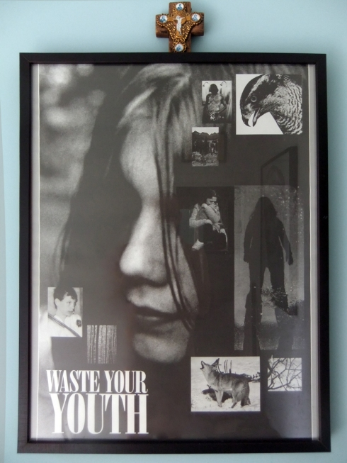 WASTE UR YOUTH