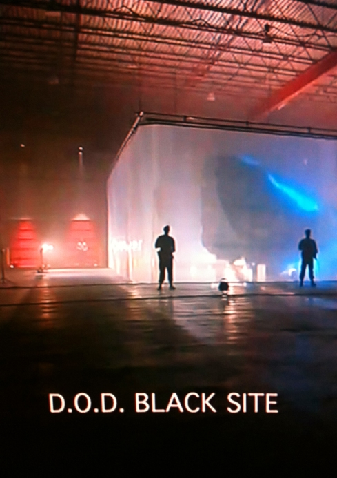 DOD BLACK SITE