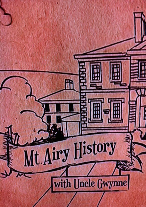 MT AIRY HISTORY