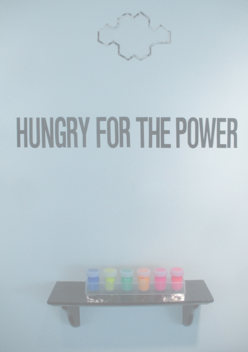 HUNGRY 4 TH POWER