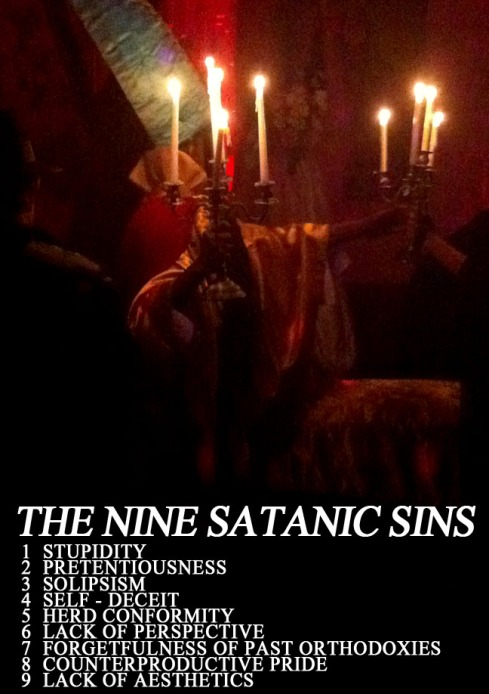 THE NINE SINS