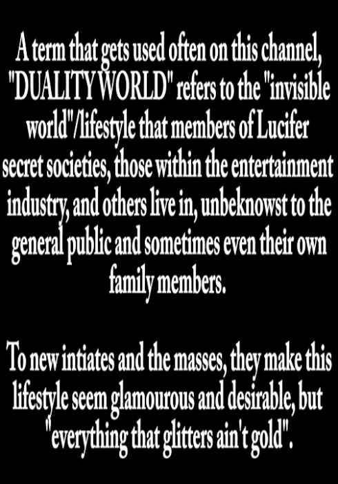 DUALITY WORLD