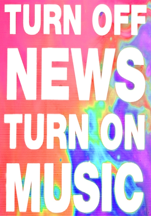 TURN ON MUSIC