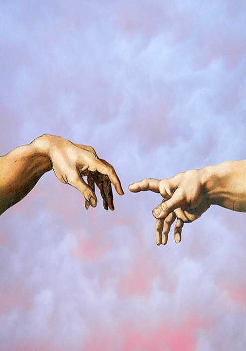 HANDS OF GOD